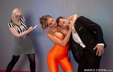 Alison Avery, Scott Nails – Abschlussinterview – Brazzers Exxtra (Brazzers)